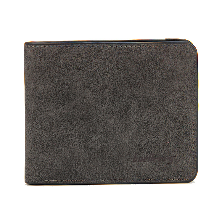 Baellerry 17 men wallets mens wallet small money purses Wallets New Design Dollar Price Male Wallet Purse with zipper Coin Bag 10