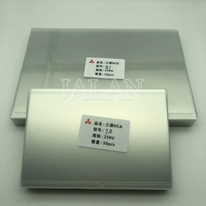 Image 4 - 250um OCA דבק עבור Ip 6/7/7.9/8/9.7/10.1/12.9/15.6 אינץ מגע מסך זכוכית Oca למינציה Lcd תיקון עבור מיצובישי Oca דבק