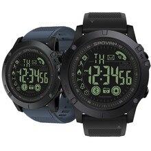 Лидирующий бренд флагманский Универсальный Прочный Smartwatch 33-month Standby Time 24 h All-Weather Monitoring мужские военные спортивные часы
