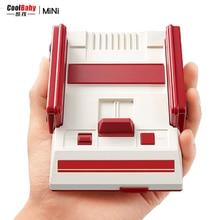 CoolBaby семья тв игры RS-36 классический ретро 30 годовщина видеоигры детские портативных игровых консолей 400 различных игр