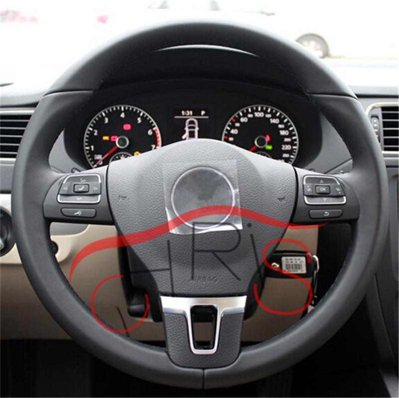 Steering Wheel Control On Switch 5c0959537a 5c0959538b Car Styling For Vw Golf Jetta Mkvi Mk6 Eos