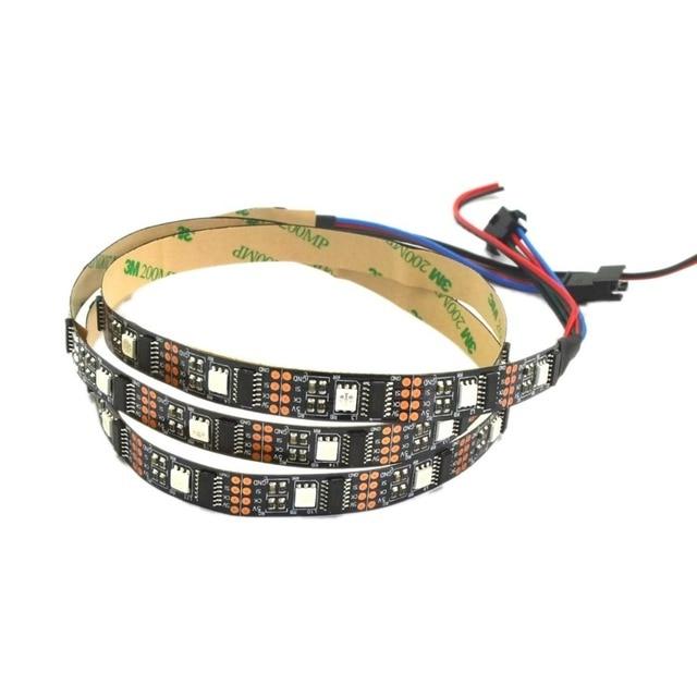 1m Addressable RGB LED Strip, 5V, 32 LED/m,, WS2801 Full 24-Bit Color