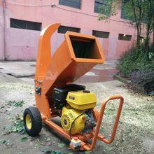 CHC-701 дерево машина для измельчения стружки