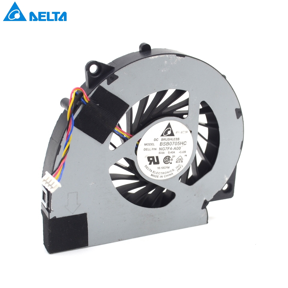 Delta orginal CPU Cooler Fan for  One 2350 i2350-R168T R158T R108T COOLING FAN MG85100V1-C010-S99 NG7F4 bsb0705hc-cj2B dobe tyx 619s dual usb cooling fan for xbox one s console