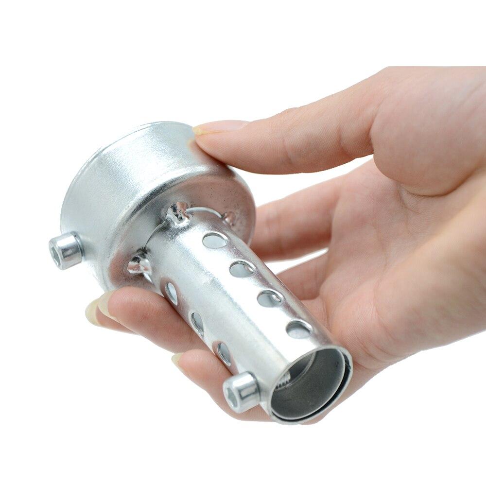Universal 50MM Motorcycle Exhaust Muffler Escape Slip-On Pipe FOR Kawasaki z800 z1000 YamahaTMAX500 530 KTM DUKE 250 390 Honda