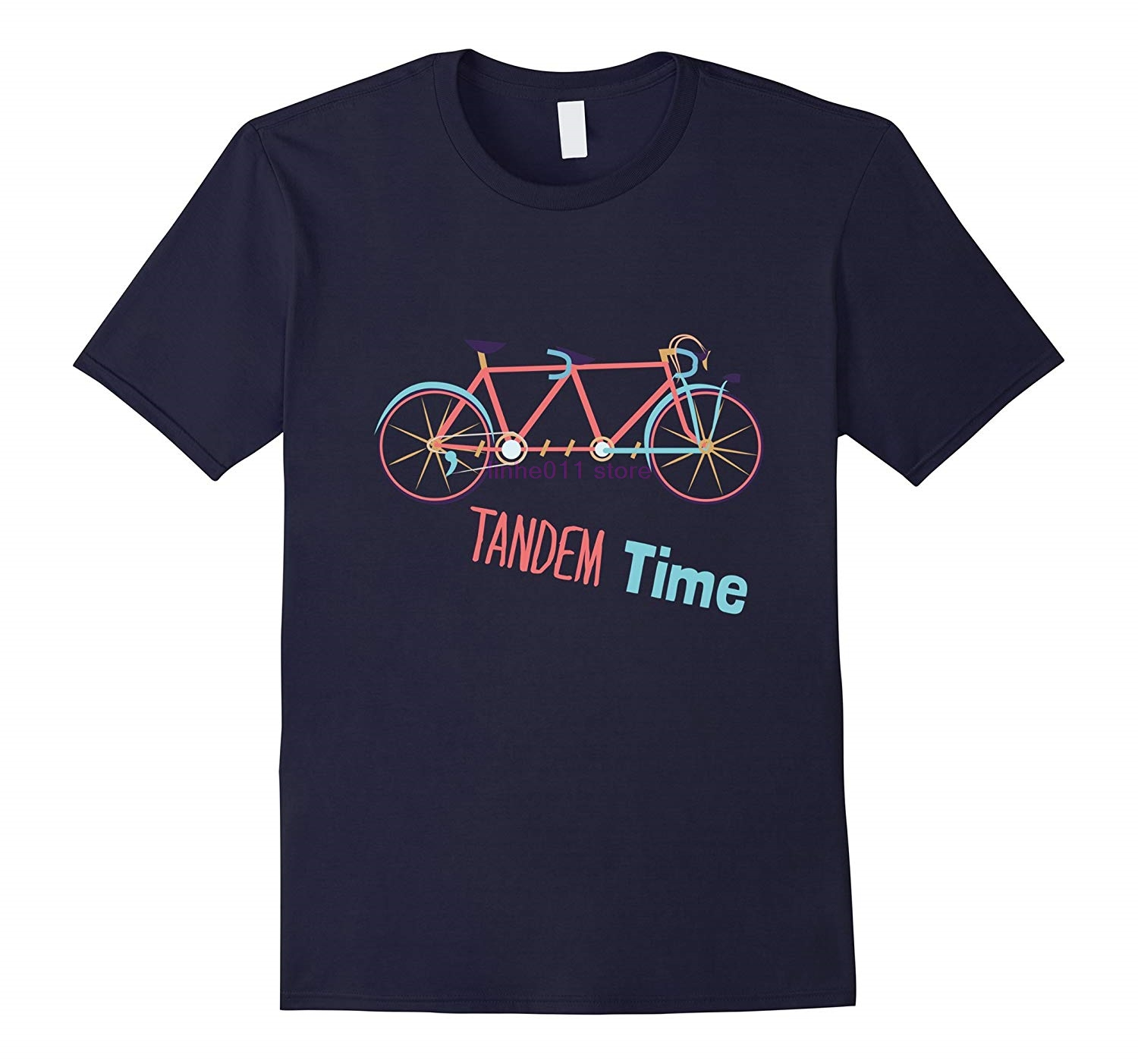 new men shirt Is My Bike Ok City Retro Cycling Bike Tandem Bicycle T Shirt in T Shirts from Men 39 s Clothing