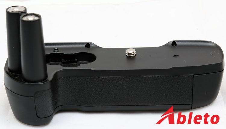 قبضة بطارية MB-16 لكاميرا الأفلام Nikon F80 / N80 / F80S. الشحن مجانا