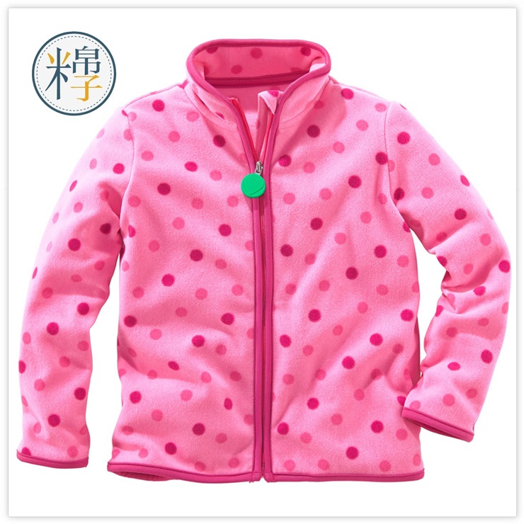 New 2019 Spring&Autumn Children Jackets Coats Baby Boys Girls Fleece Jacket Cute Boys Girls Clothing Kids Fashion Sweater Jacket