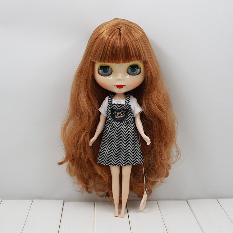 Neo Blythe Doll Braces with T-Shirt 1