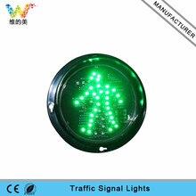 człowieka światła 125mm zielony