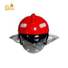 Дизайн Европейский шлем F1 пожарный шлем