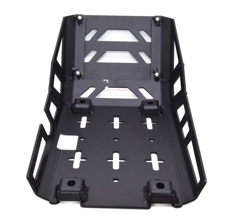 Expedition Skid Plate Engine Chassis Protective cover For <font><b>BMW</b></font> G310GS/<font><b>G310R</b></font> 2017-ON Motorcycle chassis image