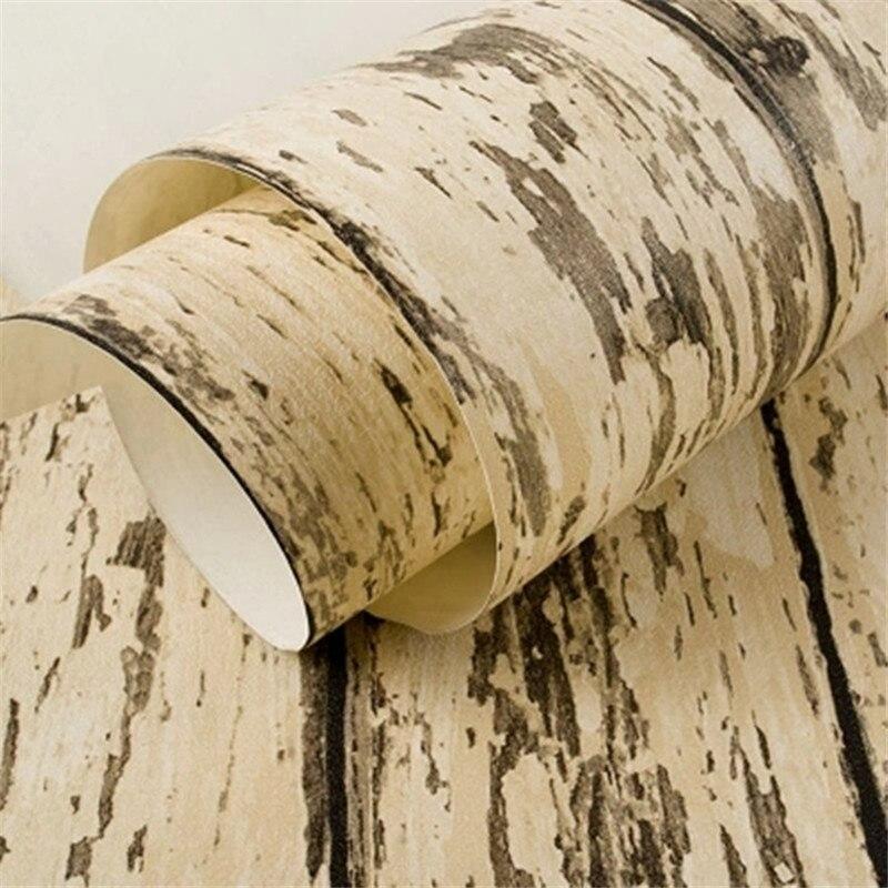 Panel de pared de pvc pisos de vinilo de pared de madera - Papel de vinilo ...