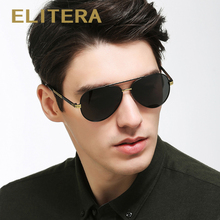 ELITERA 2017 Summer New Polarized Brand Designer Sunglasses Men Sport Vintage Sun Glasses Eyewear oculos de sol masculino