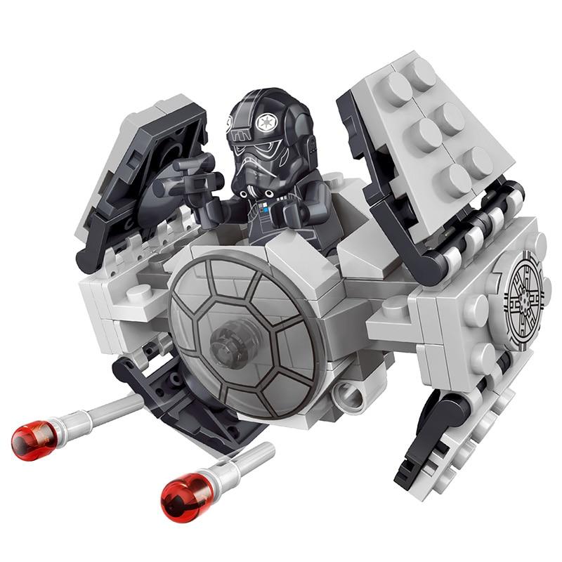 Galleria fotografica Star Wars Serie Super Hero Battaglia Anakin Skywalker Compatibile <font><b>LegoINGlys</b></font> <font><b>Technic</b></font> Giocattoli Educativi per Bambini 3 Pezzi/lottp