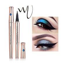 2019 New Black Color Eyeliner Waterproof Eyes Makeup Cosmetic for Maquiagem Profissional Completa Liquid Eye Pencil Long-lasting