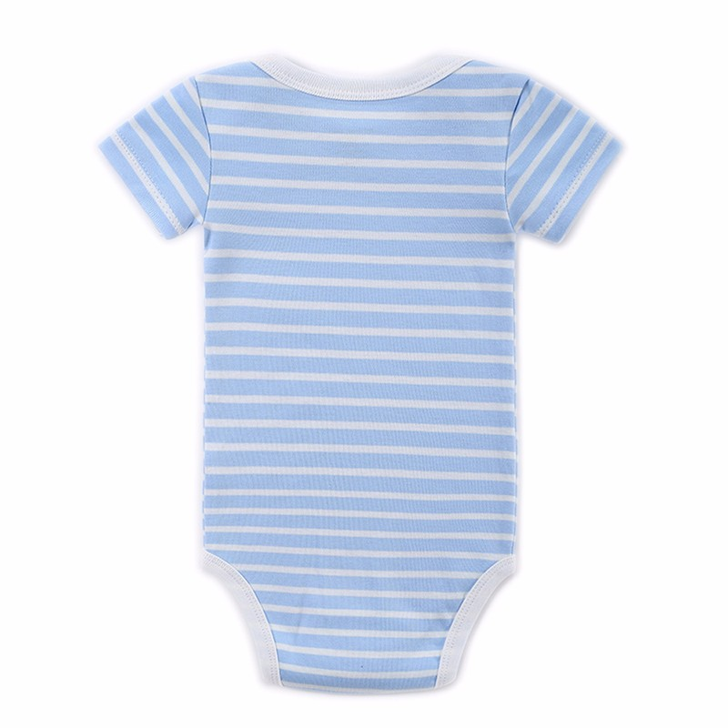 Newly 2016 Baby Clothing 5 Pcslot Newborn Body Baby Rompers Triangle Cotton Jumpsuit Nest Infant Pajamas Baby Boy Girl Clothes (14)