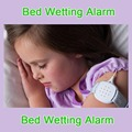 Security Enuresis Alarm for Kids / Children and Patients Eliminate Bed Wetting Bedwetting have a good dream