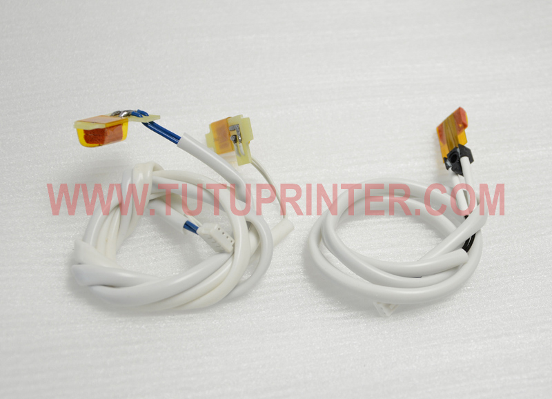 For canon iR5055 iR5065 iR5075 copier thermistor set , FM2-9766-000, FM2-4161-000,2pc/set, IR5055 copier parts.