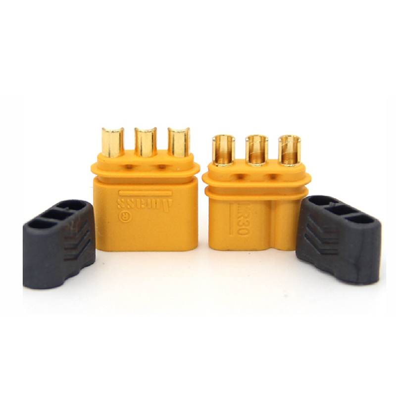 Toys & Hobbies Other Rc Model Vehicles & Kits 10 X Gartt Banana Bullet Connector Gold-plated 3.5mm Male For Rc Battery Uk New