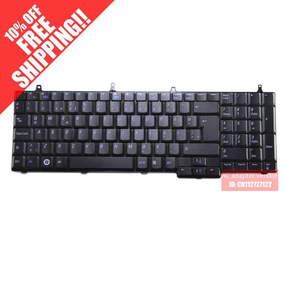 FOR Dell Vostro 1700 1710 1720 New Laptop Keyboard