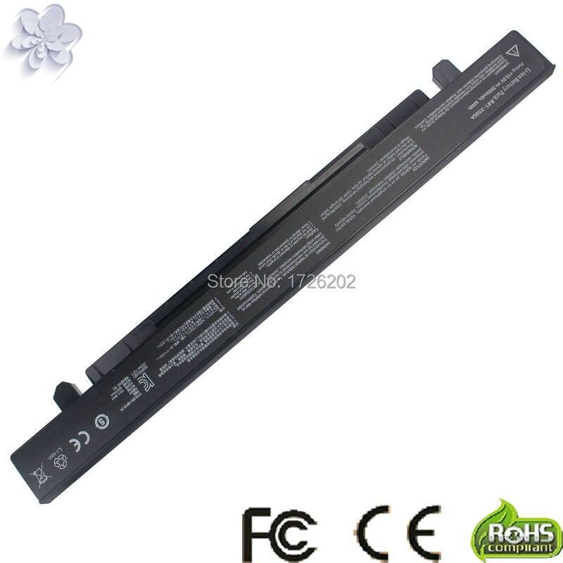 Battery For Asus A41-X550 A41-X550A A450 A550 F450 F550 F552 K550 P450 P550 R409 R510 X450 X550 X550C X550A X550CA стоимость