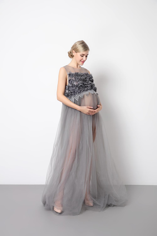 Mutterschaft Fotografie Requisiten Schwangerschaft Tragen Partei ...