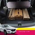 Um cuidado de carro 100*80 centímetros produtos de gestão de armazém geral tronco malha 4 gancho plástico Frete grátis