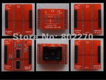 TSOP 32/40/48 полный стандарт 20 мм Адаптер для TL866CS/TL866A программиста YAMAICHI TSOP48 ZIF гнездо