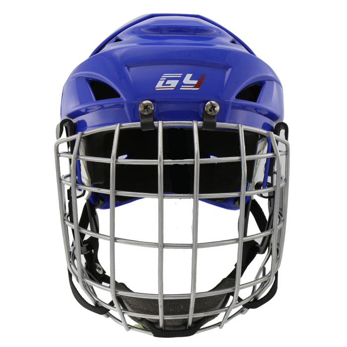 FREE SHIPPING Specialty PP EVA ice hockey helmet with mask field hockey helmet CE approved goalie mask hockey goalie helmet for goalikeeper free shipping