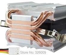 Кулер 9 см вентилятор 4 тепловыми трубками для Intel LGA1151 775 1150 для AMD CPU Вентилятор радиатора CoolerBoss CAH-409-10