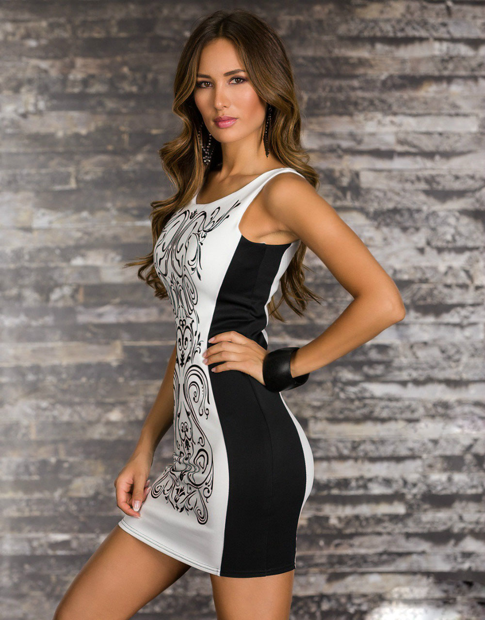 Black Tank Dress Plus Size Casual Dress Images