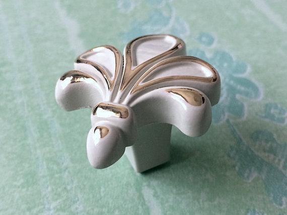 White Dresser Drawer Knobs Pulls Handles Drawer Pull Handles Gold