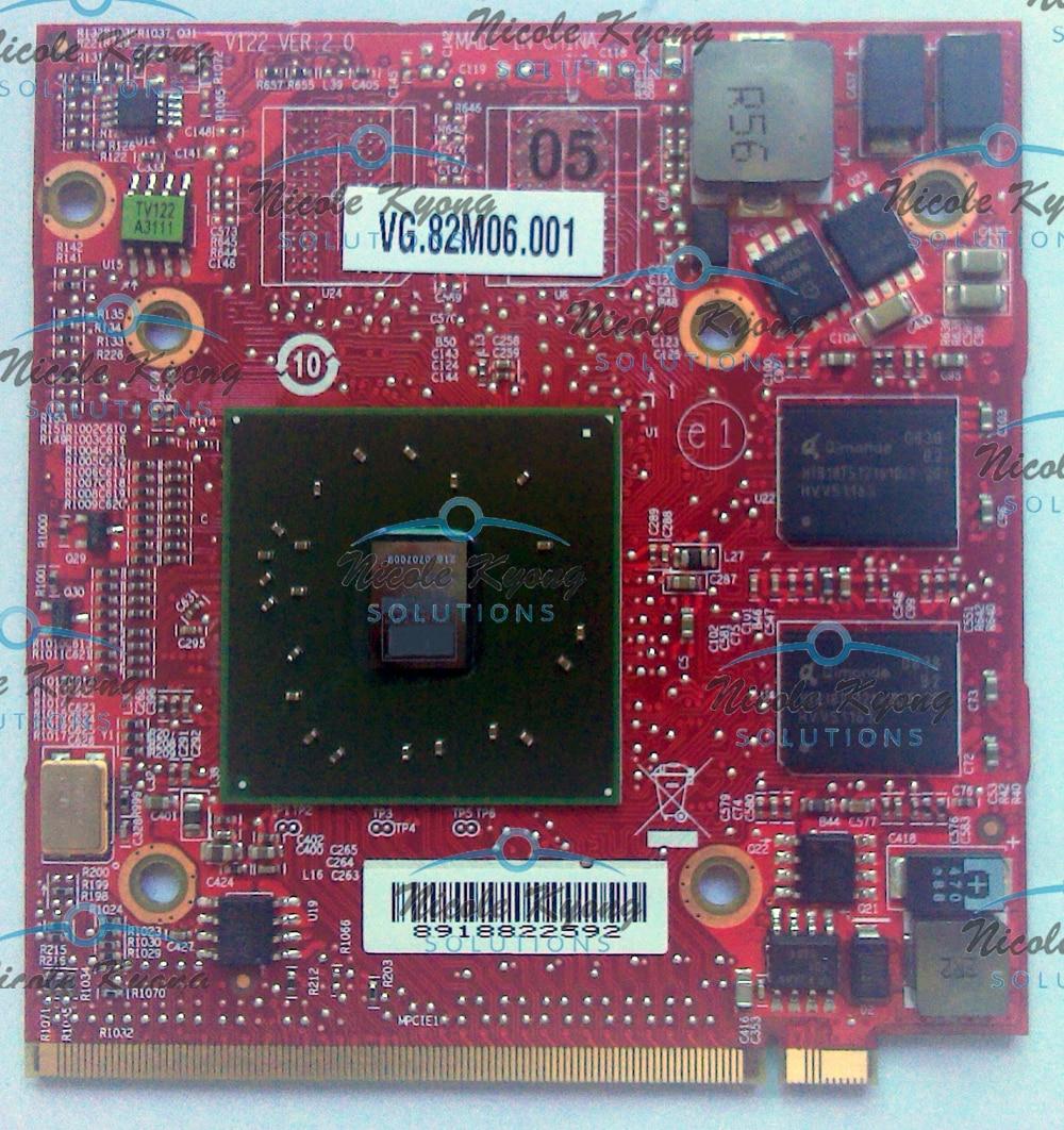 Graphic VGA Video card for Amilo A1667G A3667G M1437G M1439G M1639G M1667G M3438G M3667G M4438G M6453G Pi 1536 Pi1556