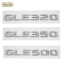 For Mercedes Benz W204 W203 W211 W210 W212 W205 Cla Gla GLE320 GLE350 GLE500 Car Trunk Lid Rear Emblem Letters Badge Decration|emblem badge|car emblem letters|car letters -