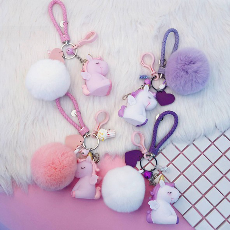 Luggage & Bags Pacgoth New Fashion Pink Bag Parts & Accessories Metal Keychain Decora For Handbag Flower Pattern Keyring Girls Gifts 1 Piece In Many Styles
