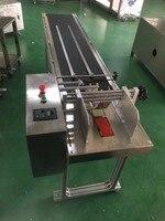 잉크젯 코딩 프린터 스테인레스 스틸 피더 컨베이어 용지/가방/카톤/스티커  300mm 너비  5-50 m/min 조절 가능
