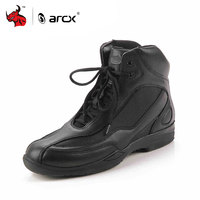 ARCX Motorcycle Boots Motorcycle Riding Shoes Motorbike Ankle Boots Motorcycle Casual Shoes Botas Para Motociclista