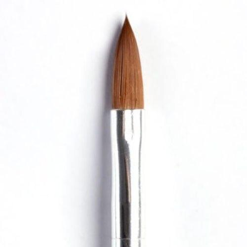 5Pcs Nail Art Brush Tools Set Acrylic UV Gel Builder Painting Drawing Brushes Pens Cuticle Pusher Tool Colorful 2