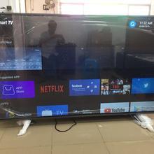 В Гуанчжоу Китай) smart T2 4k tv 86 дюймов с четырехъядерным процессором 1,5 Гб ram 8 Гб rom android OS 7.1.1