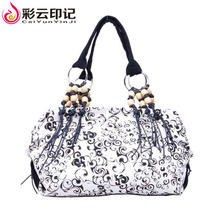 Fending Handbag Ethnic Bag Shoulder Bags for Women Famous Designer Brand Bags Women Leather Handbags