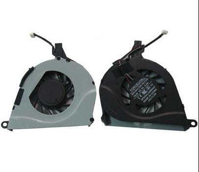 New FORCECON FAJ9 DFS491105MH0T F95U Cooling Fan For Toshiba L650 L650D L655 L655D L750 L750D Cooler fan