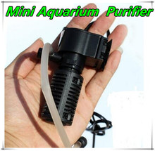 3 in 1 Mini 3W Submersible Pump Aquarium Purifier Oxygen Circulating Fish tank Water Quality Filter free shipping