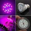 High Quality E27 5730 Full spectrum LED Grow Lights 18W 18 leds 12Red+6Blue Lamp for Flower Plant Hydroponics Light AC 85-265V