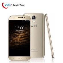 "UMI ROME X Mobile Phone Dual Sim 5.5"" HD 1280x720 Android 5.1 Lollipop MTK6580 Quad core 1G RAM 8G ROM WCDMA/GSM CellPhone"