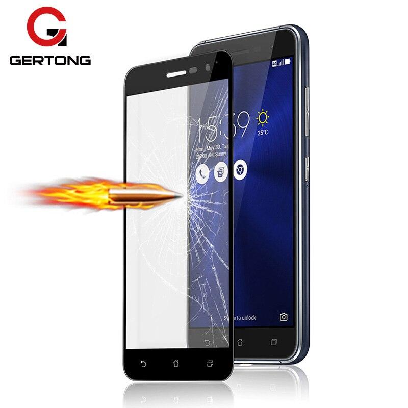 GerTong Tempered Glass Film for Asus Zenfone 4 Max ZC520KL ZC554KL ZE554KL 3 ZC520TL ZE5 ...