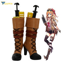 Girls Frontline Kalina Cosplay Shoes Custom Made Boots frontline