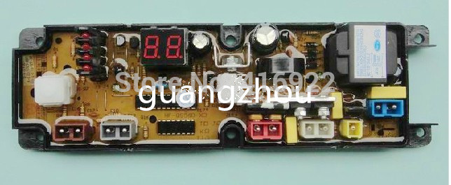 Free shipping 100% tested for Classic washing machine computer board XQB52-5218 XQB56-5628 motherboard on sale 100% tested for washing machine board wd n80051 6871en1015d 6870ec9099a 1 motherboard used board