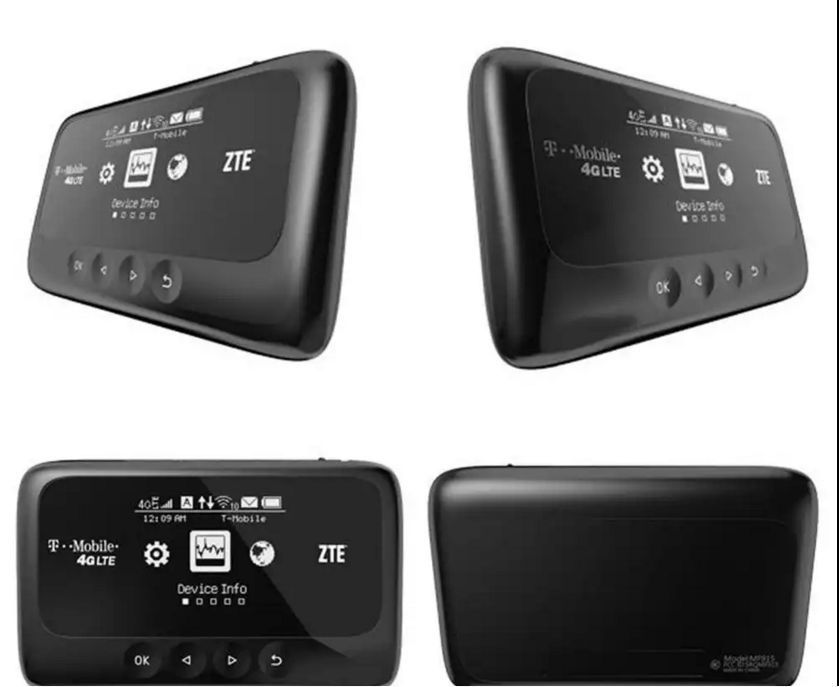 T-Mobile ZTE MF915 ( Z915 ) 4G LTE Mobile Hotspot WIFI