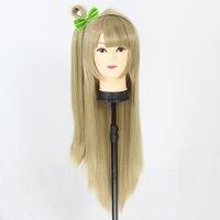 HSIU LoveLive Love Live Cosplay Wig Kotori Minami Costume Play Adult Wigs Halloween Anime Hair Free